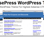 adsensepress wordpress theme