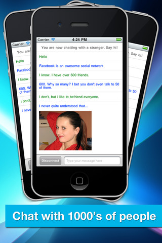 Chat for Omegle iOS