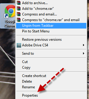 Step 1 - Change Chrome Browser User Agent