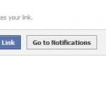 facebook like notification email