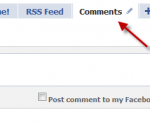 Facebook Page Comment Box