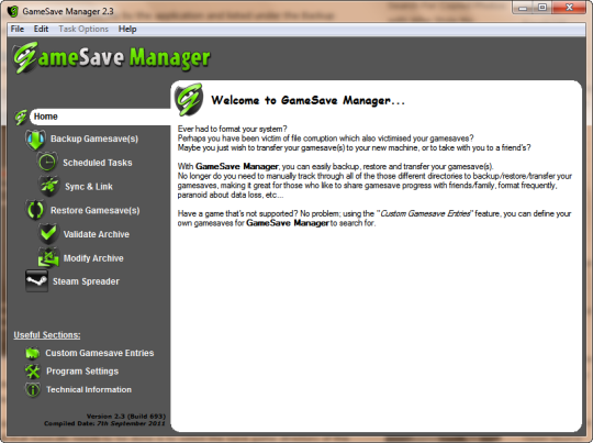game save manager