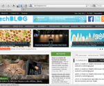 tech blog magazine3 theme